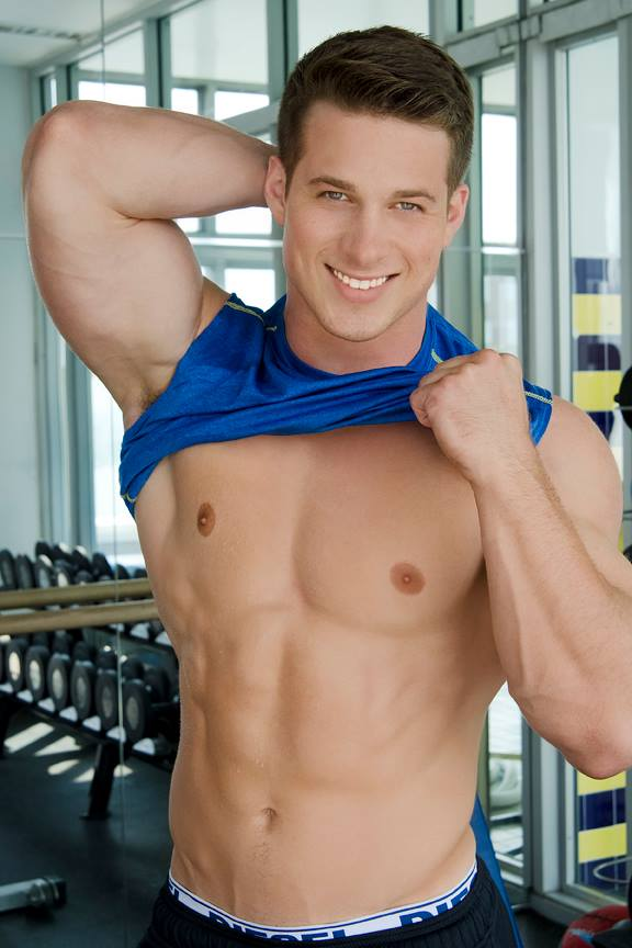 Nick Sandell by Rick Stockwell