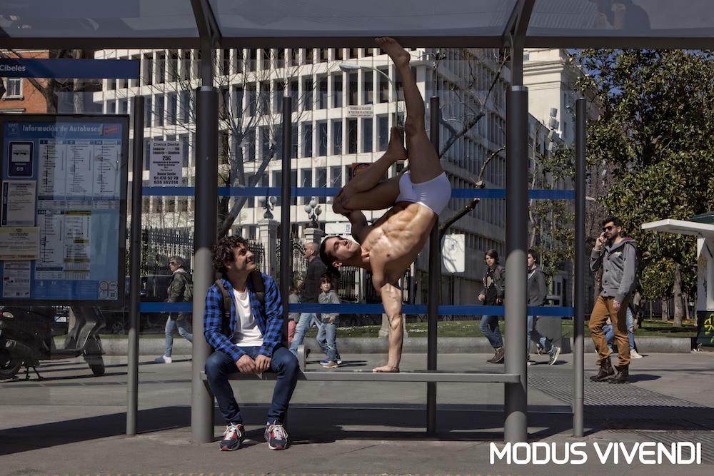 Modus Vivendi - New Hole Line campaign
