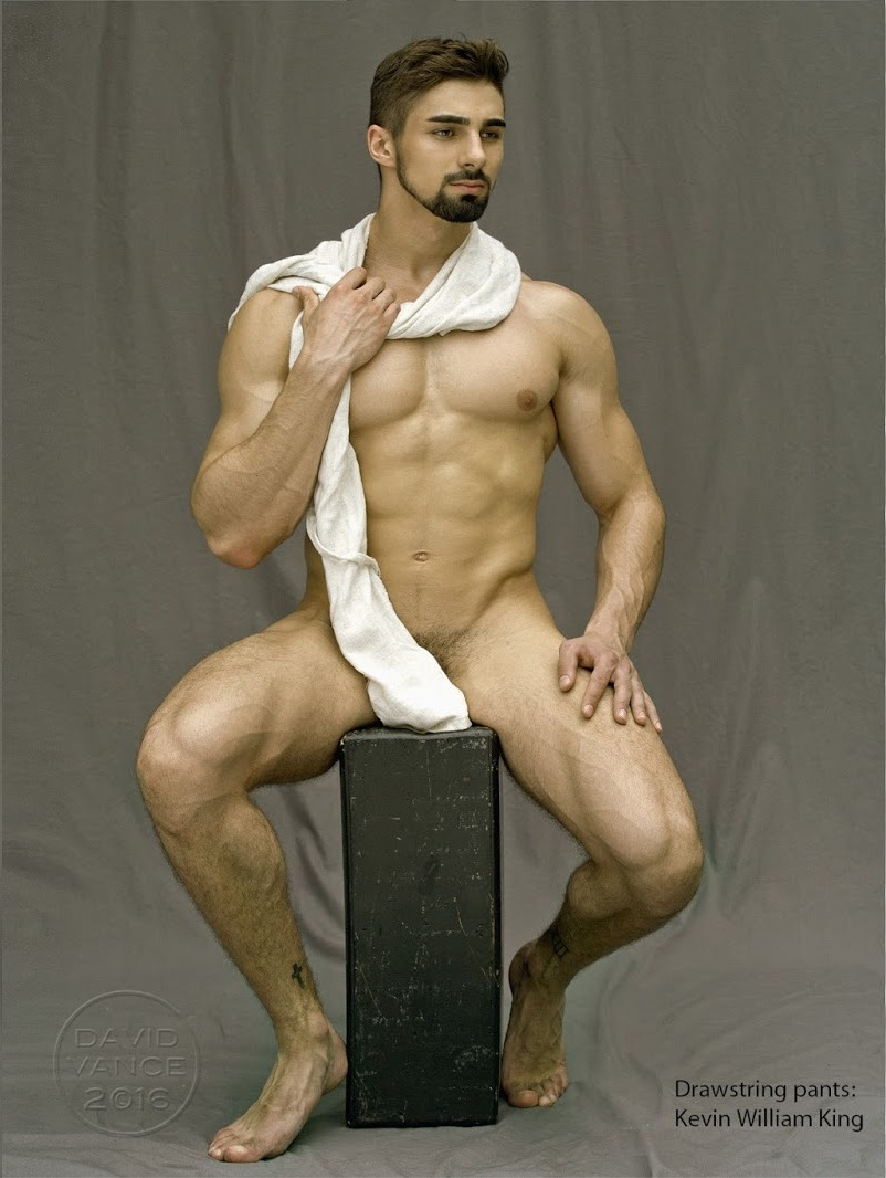 Mark Tsarevskiy by David Vance