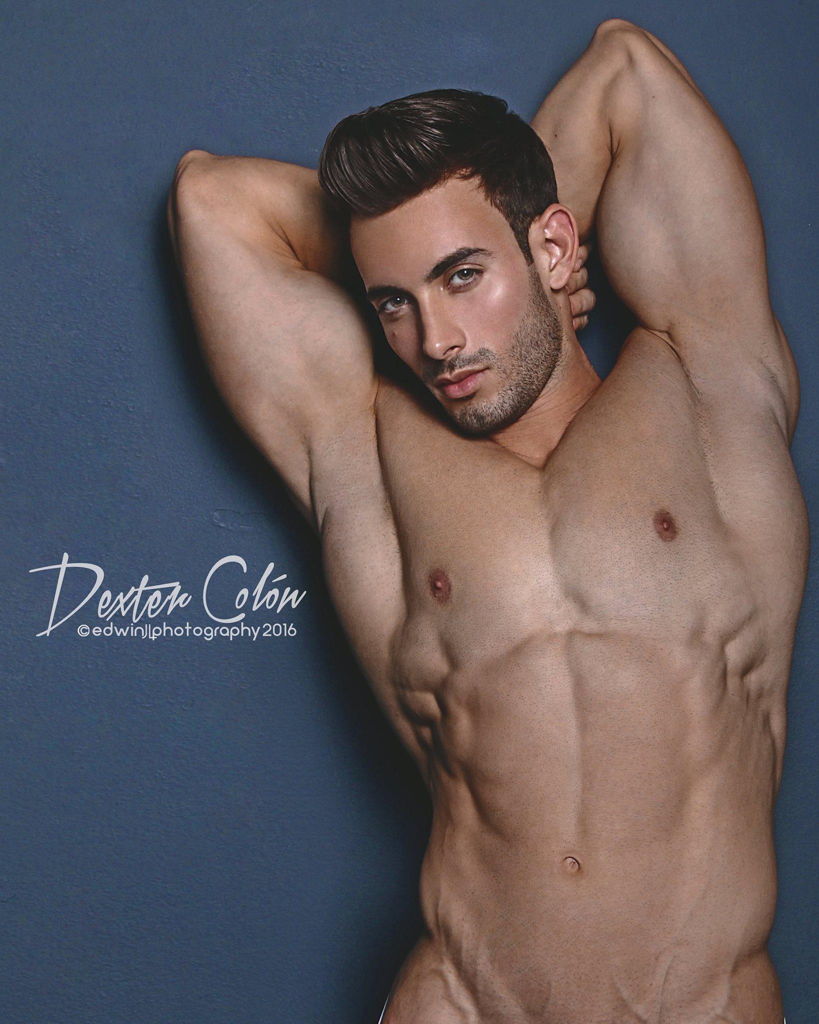 Dexter Colón by Edwin Lebron