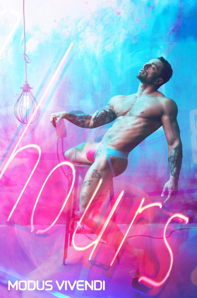 Neon underwear - A new line by Modus Vivendi
