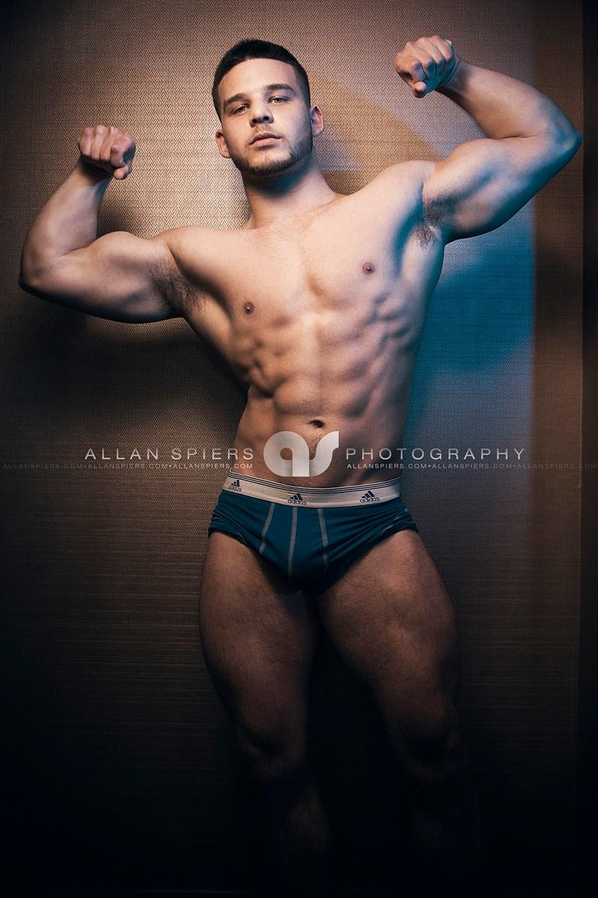 Josh Riquelme by Allan Spiers