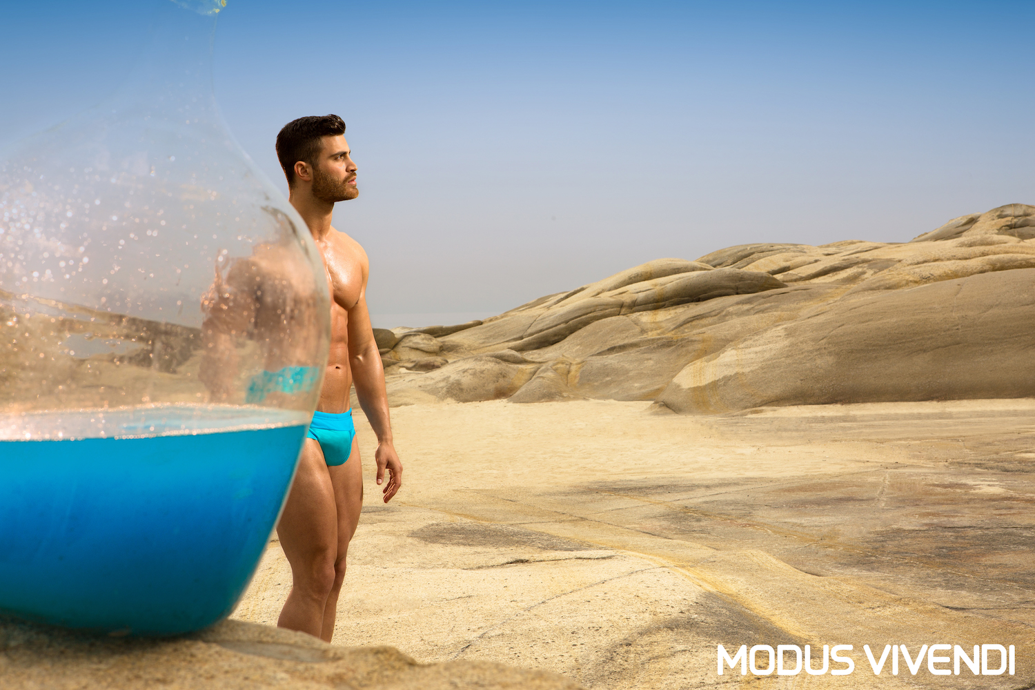 Modus Vivendi - New swimwear collection (Contrast and Towel lines)