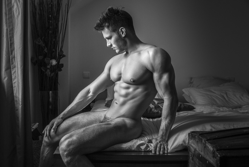 Anatoly Goncharov  by Lionel ANDRÉ