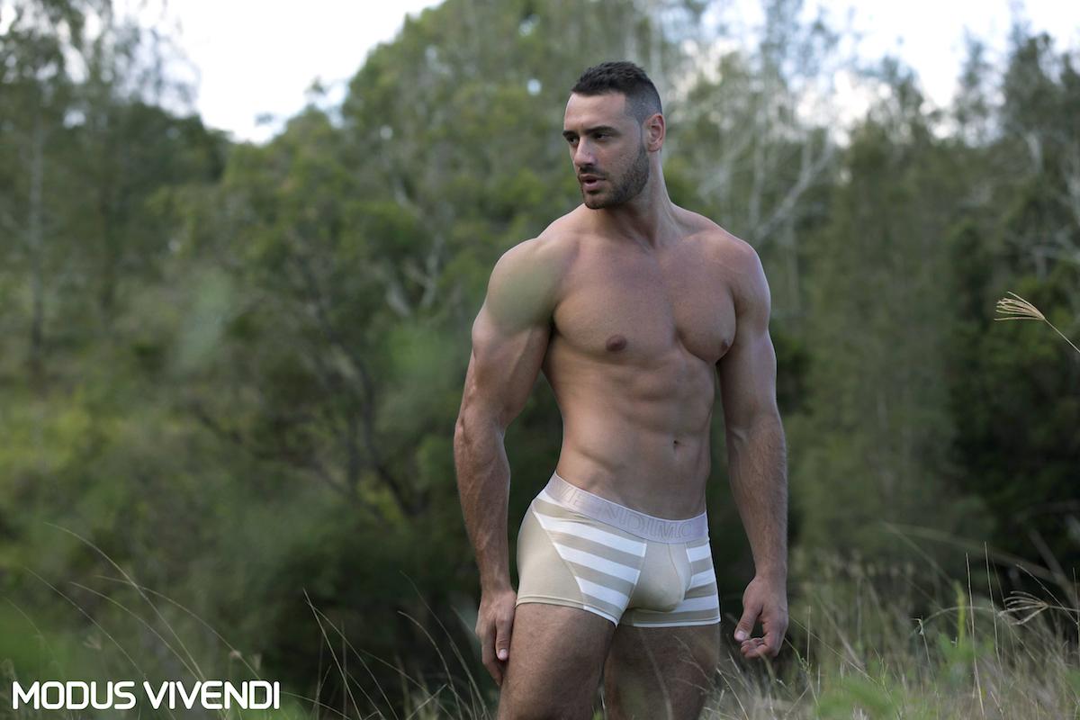 Daniel Kairouz by Russell Fleming - Modus Vivendi Wide Line