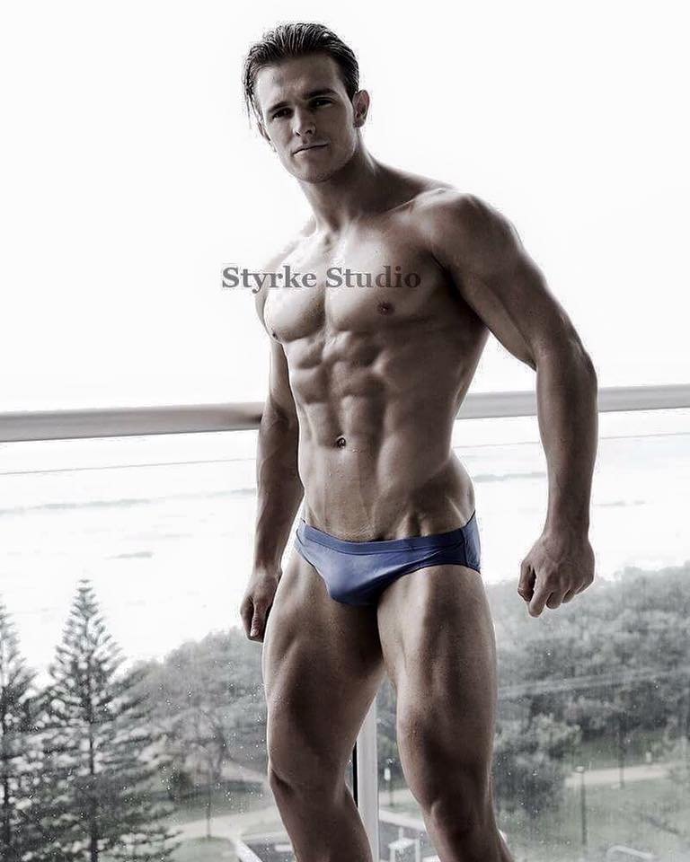 Ben Pearce by Styrke Studio