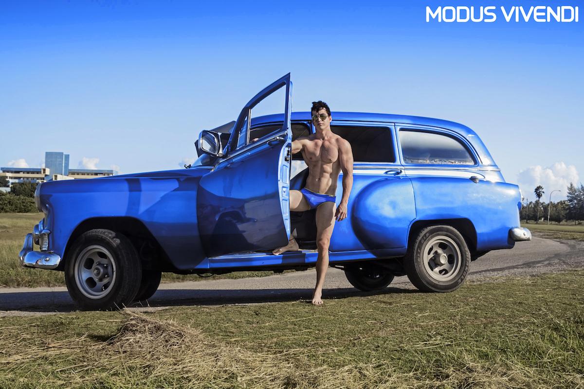 Modus Vivendi swimwear by Kevin Slack