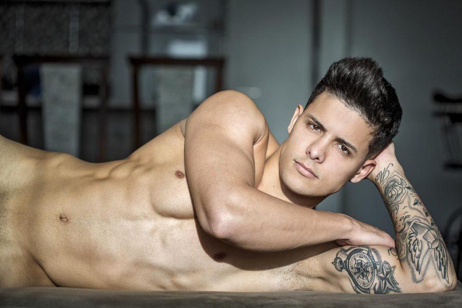 Gabriel Vagner by Ronaldo Gutierrez