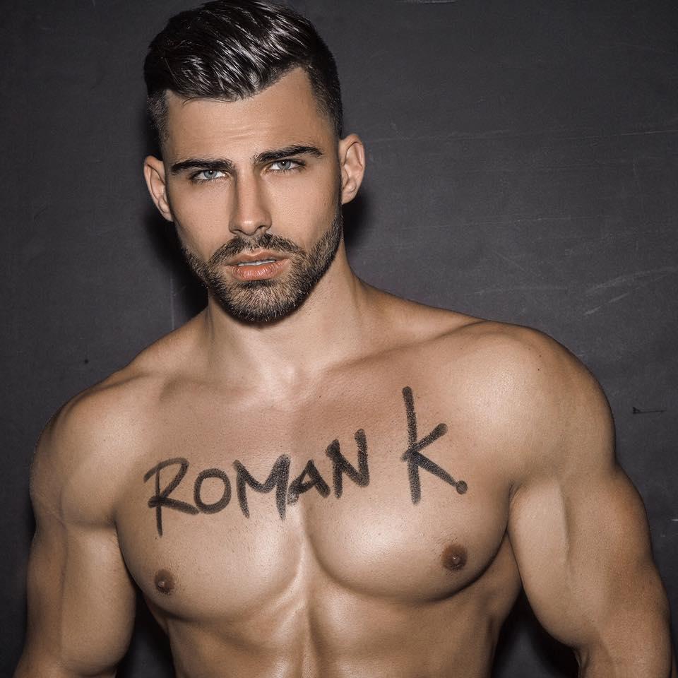 Roman Khodorov by Rick Day