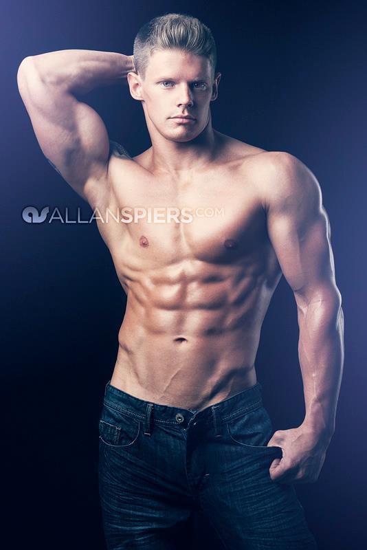 Jeremy Moser by Allan Spiers