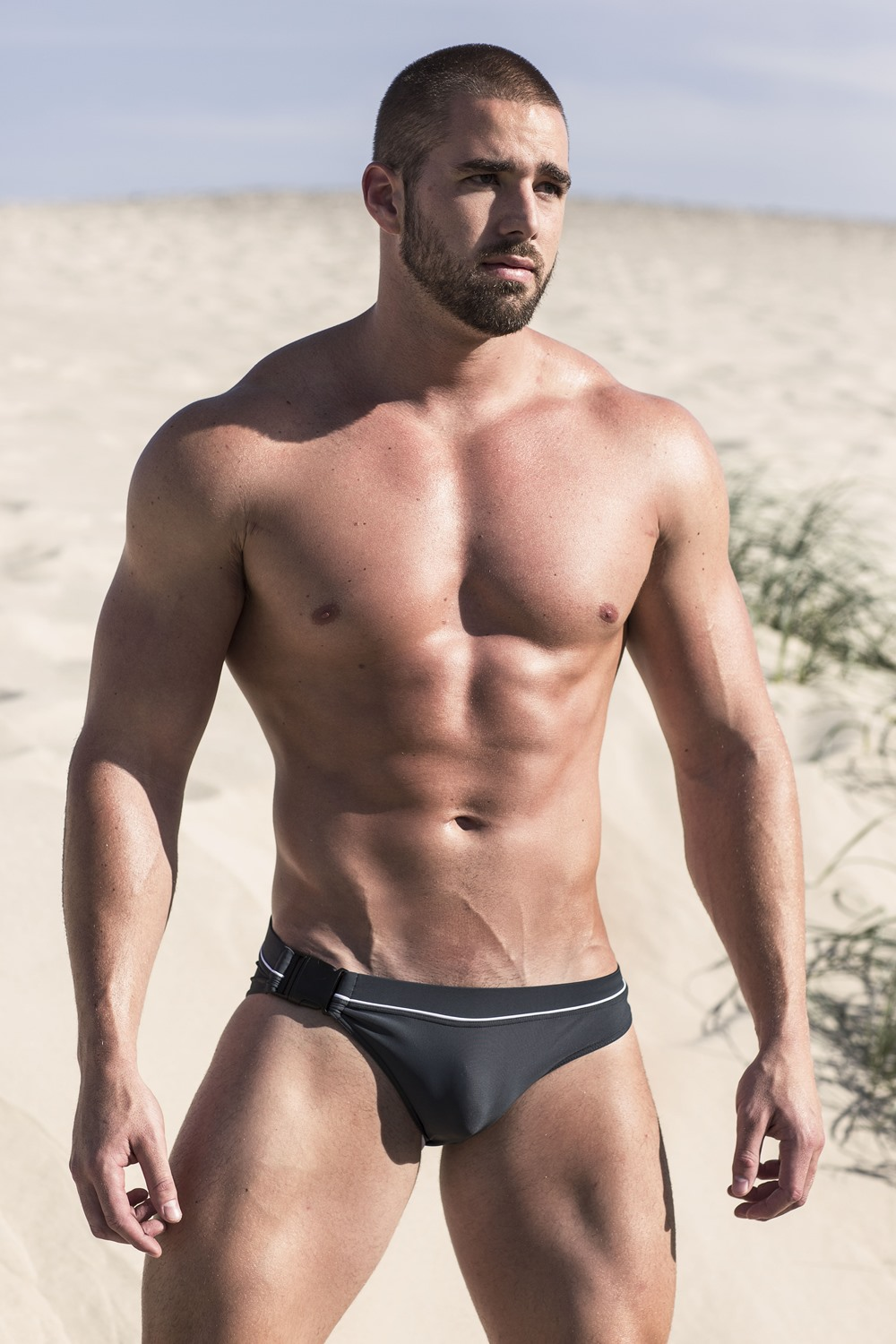Kurt Hanger by Russell Fleming for Marcuse