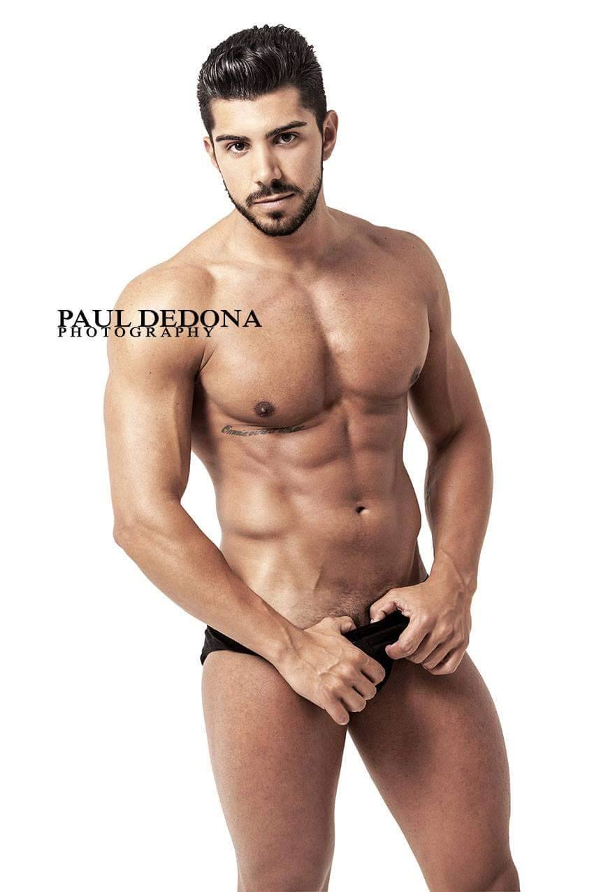 Emanuele Maringola by Paul deDona