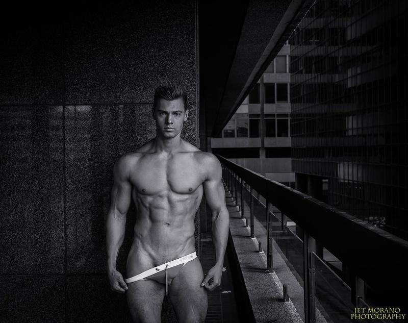 Dmitrij Bessalov by Jet Moreno