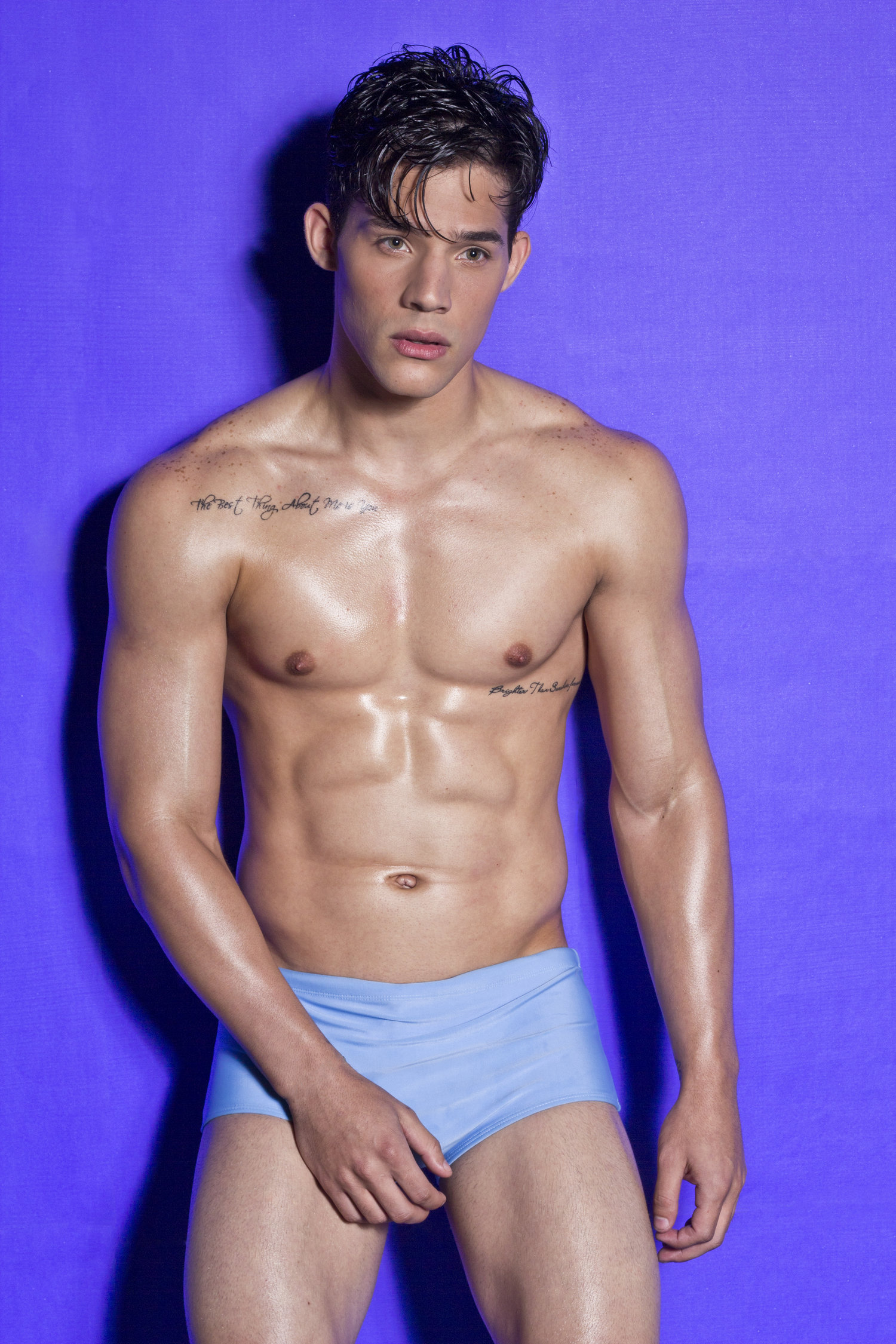 Ramon Dürr by Alexandro Adds (CARIOCA BOY)