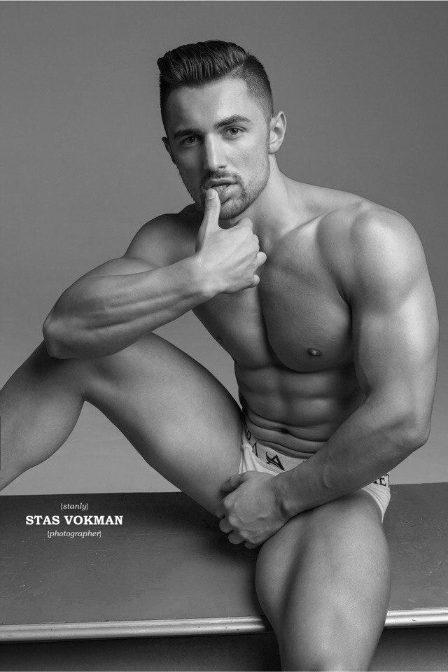 Mykhailo Kish by Stas Vokman