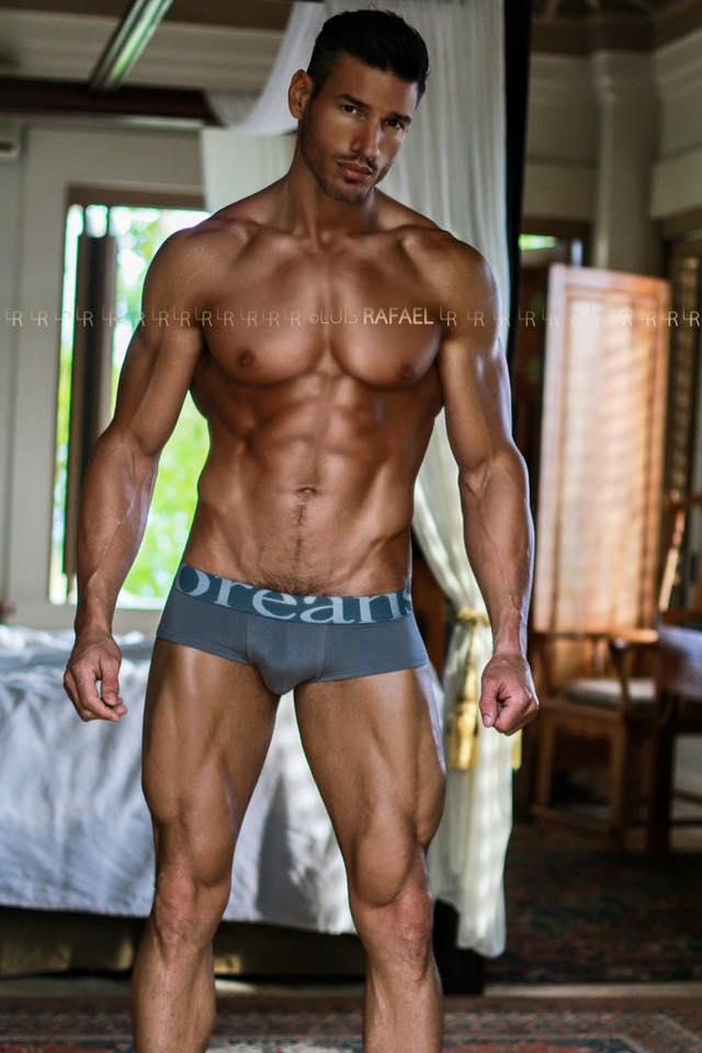 Stephen Becker by Luis Rafael