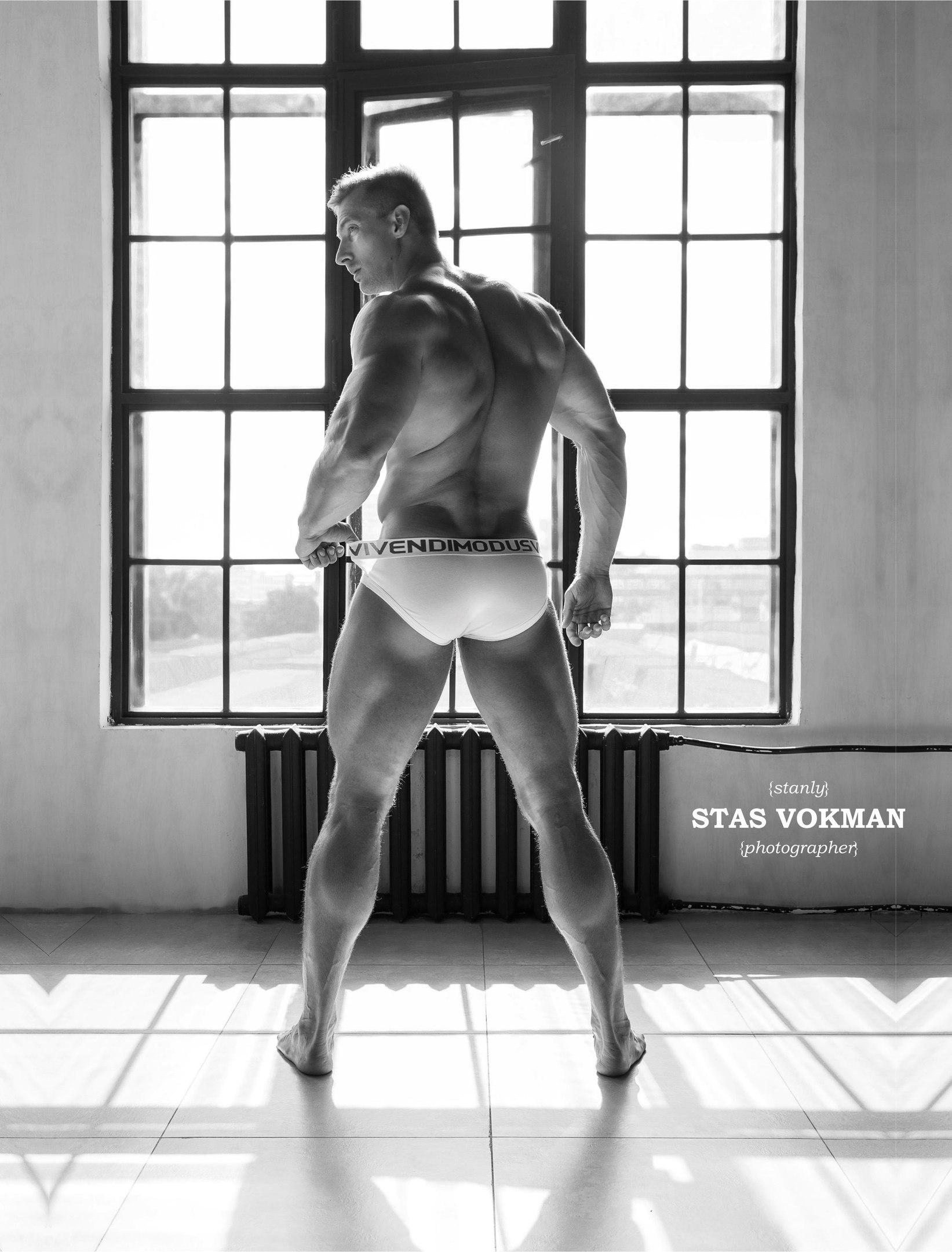 Alexander Progressov by Stas Vokman