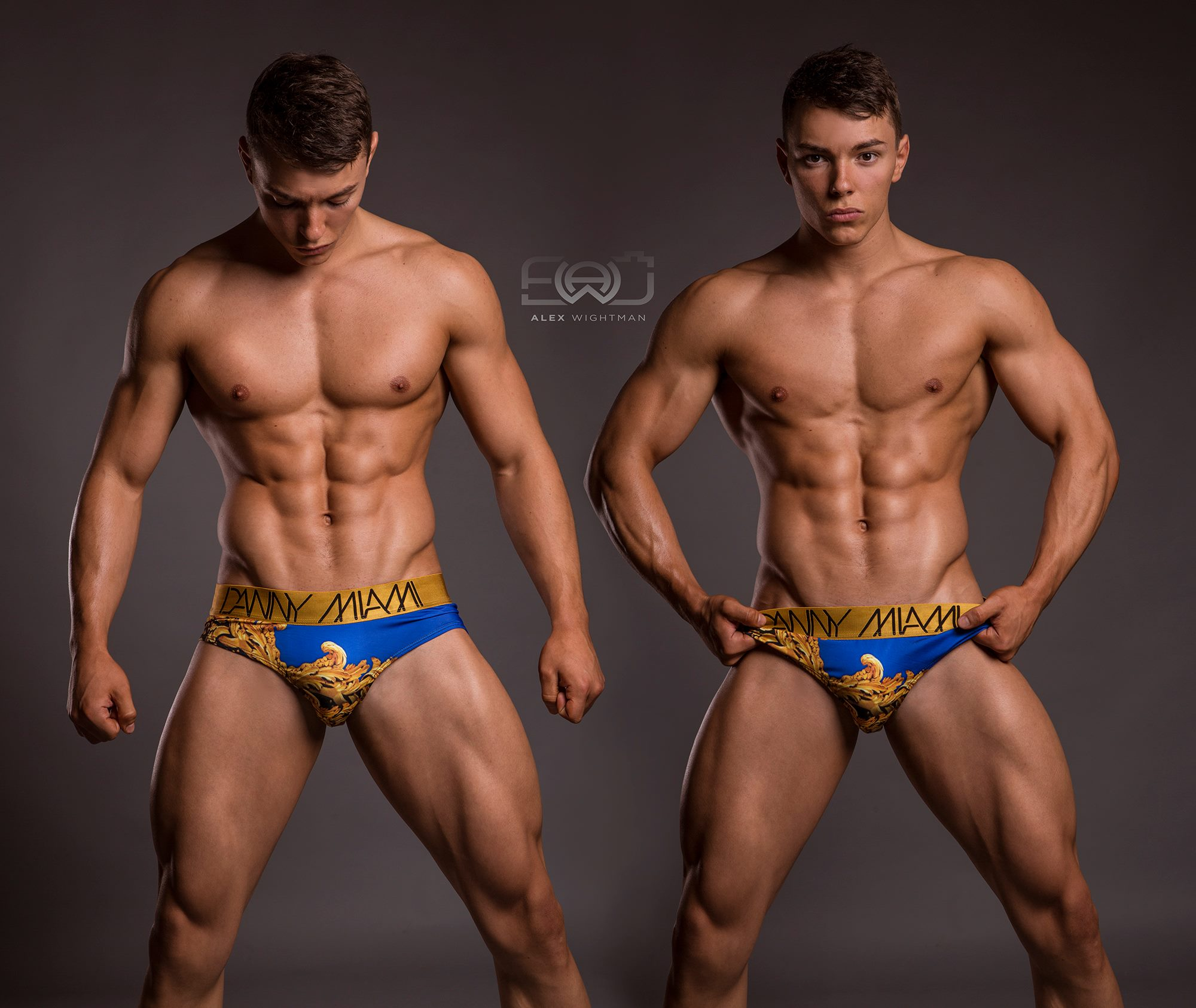 Elliot Robinson by Alex Wightman
