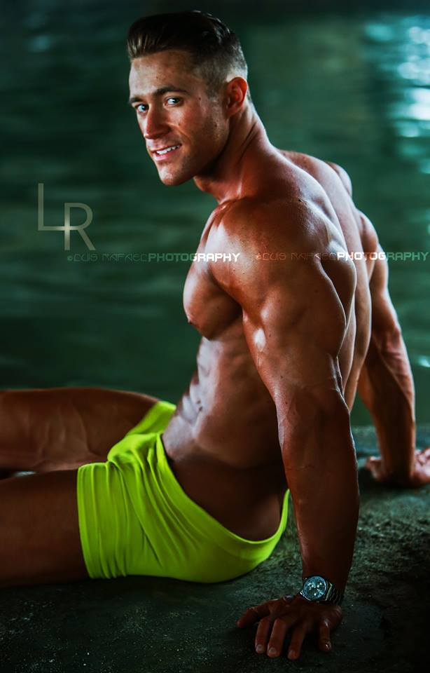 Phil Rzepka by Luis Rafael