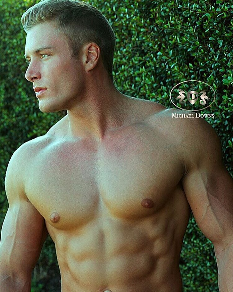 Alex Scott by Michael Downs