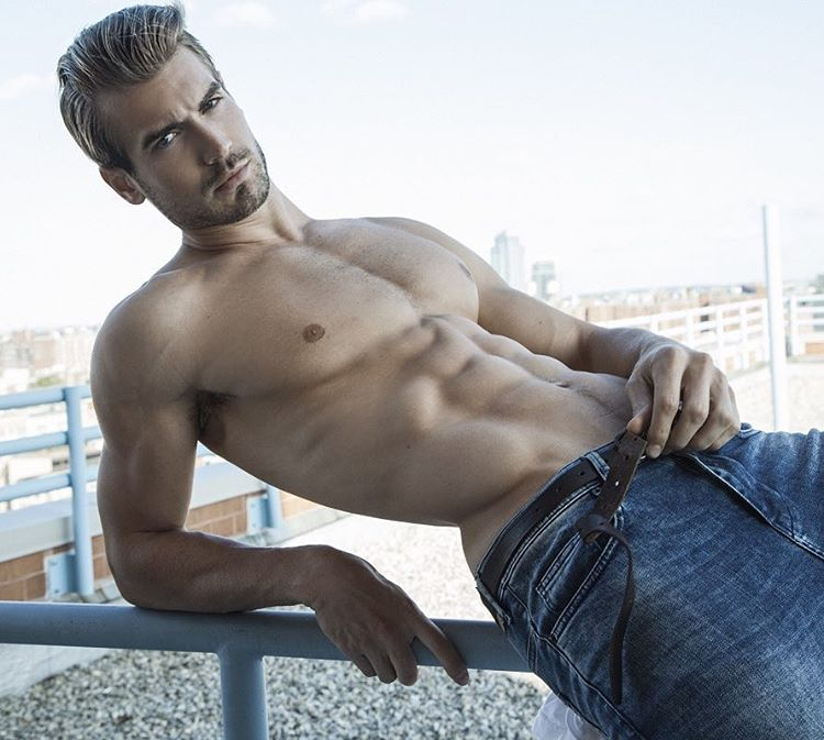 Lucas Bloms by Rick Day