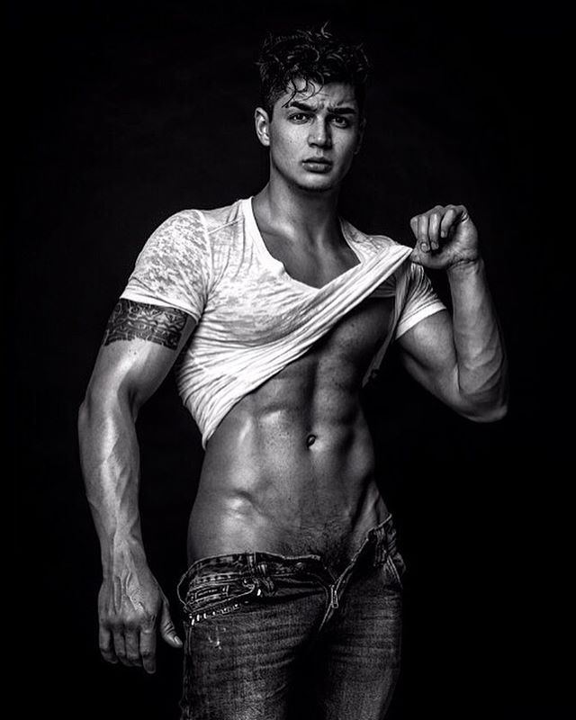 Dmitry Shumilin by Timur Mironov