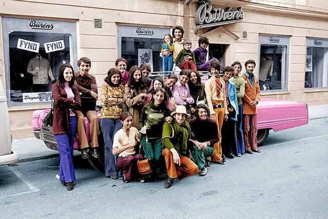 Die Bin Laden Familie in Schweden