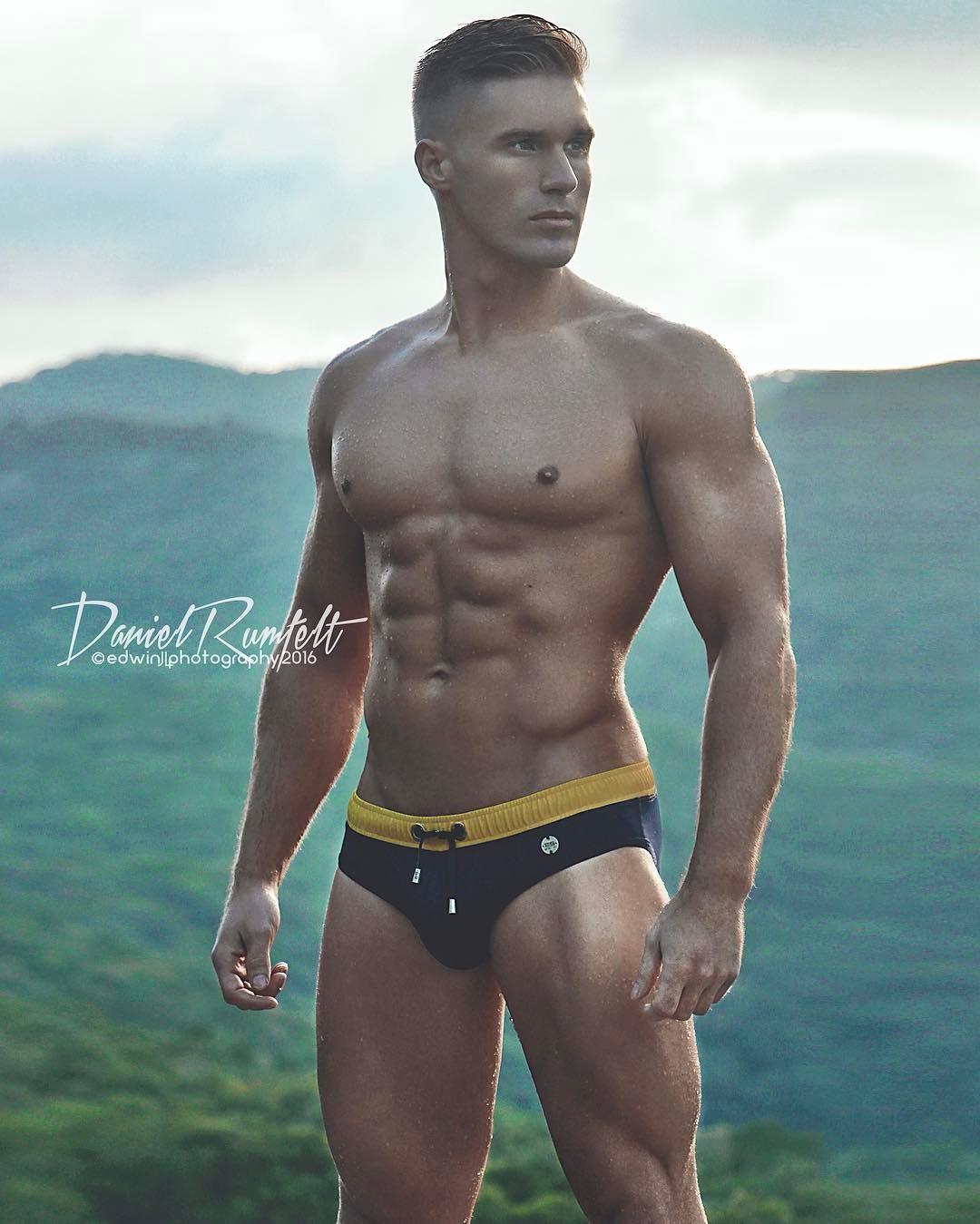 Daniel Rumfelt by Edwin Lebron