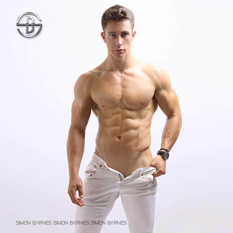Alex Briggs by Simon Barnes