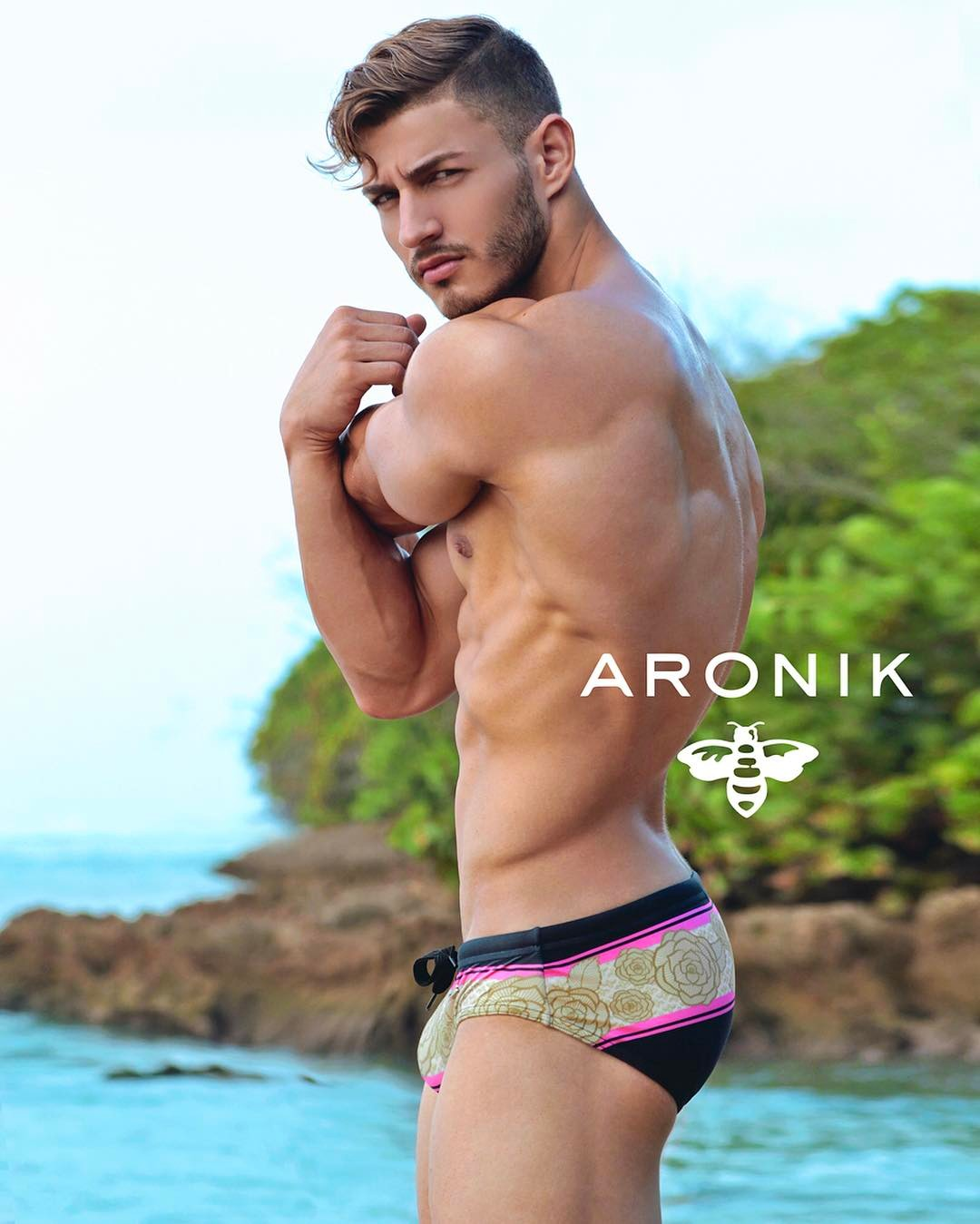 Kevin David by Edwin Lebron for Aronik