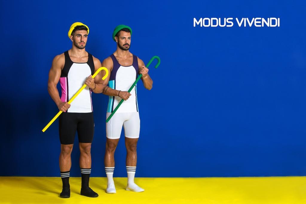 Modus Vivendi - New Campaign - Contrast Line