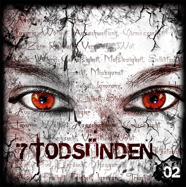 Sieben Todsünden (Roland Möntemann, Silas Kropf, Karin Schumann, Mindmaster, Sascha Kubath u. a.) hoerspielprojekt 2017
