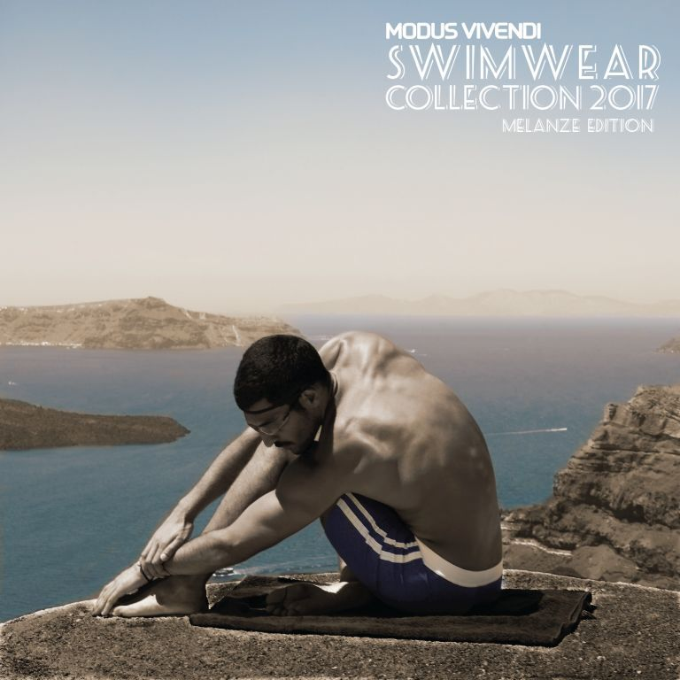 Modus Vivendi - Melanze swimwear line