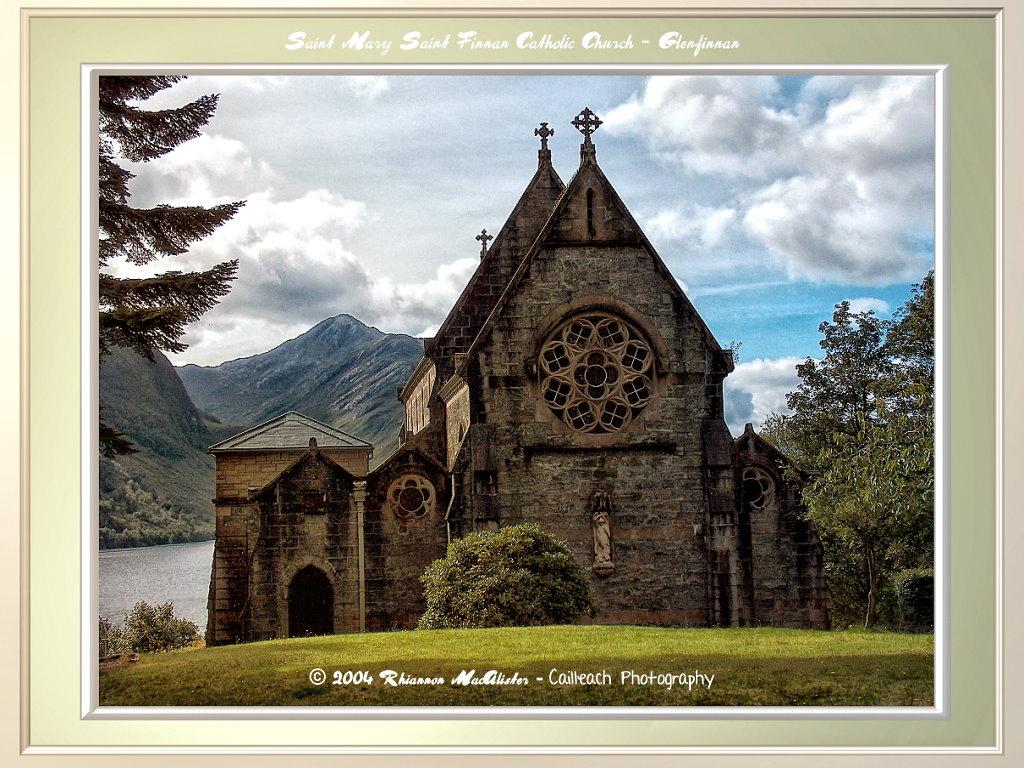 Glenfinnan Church