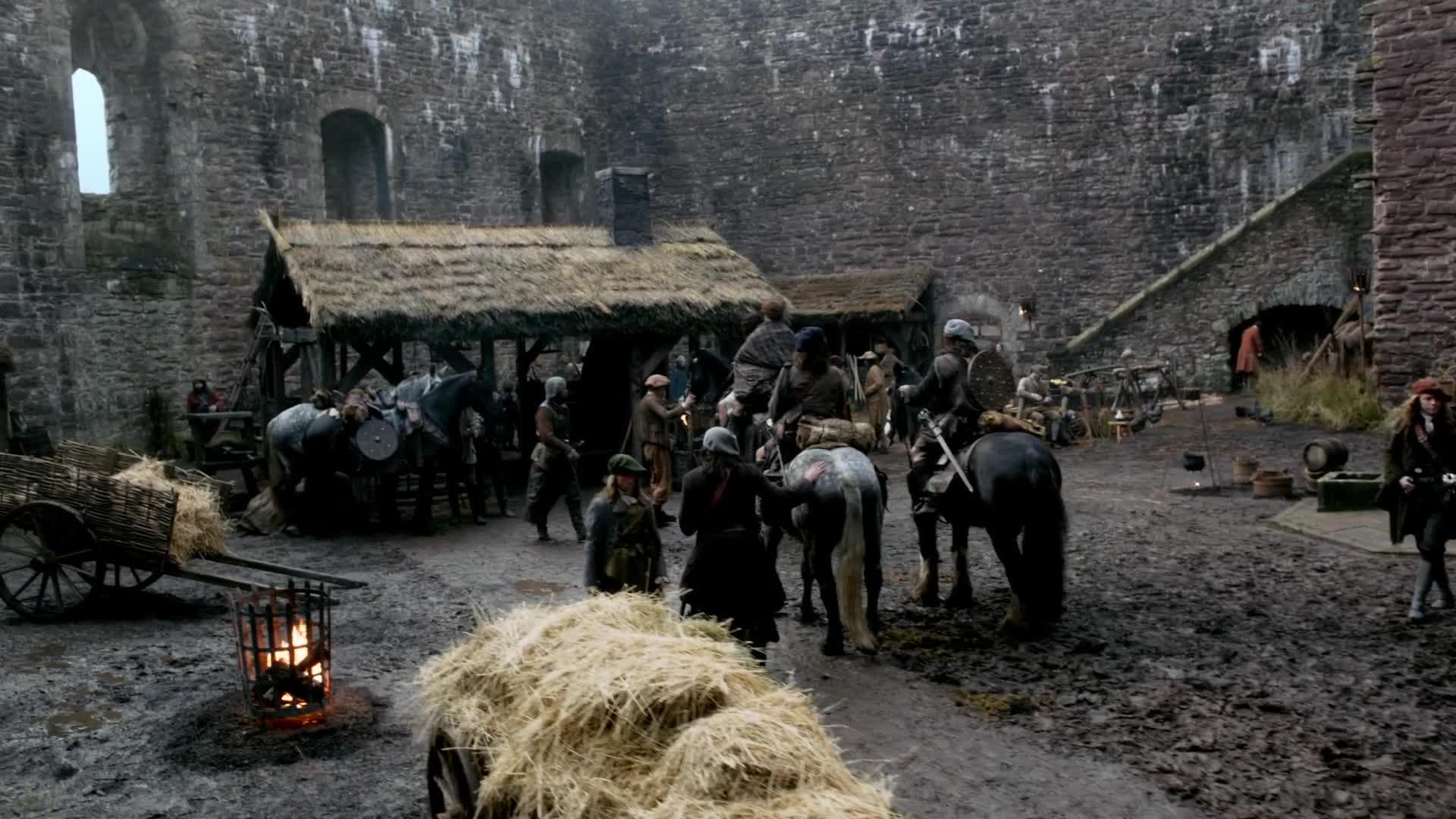 Castle Leoch Part 1 004