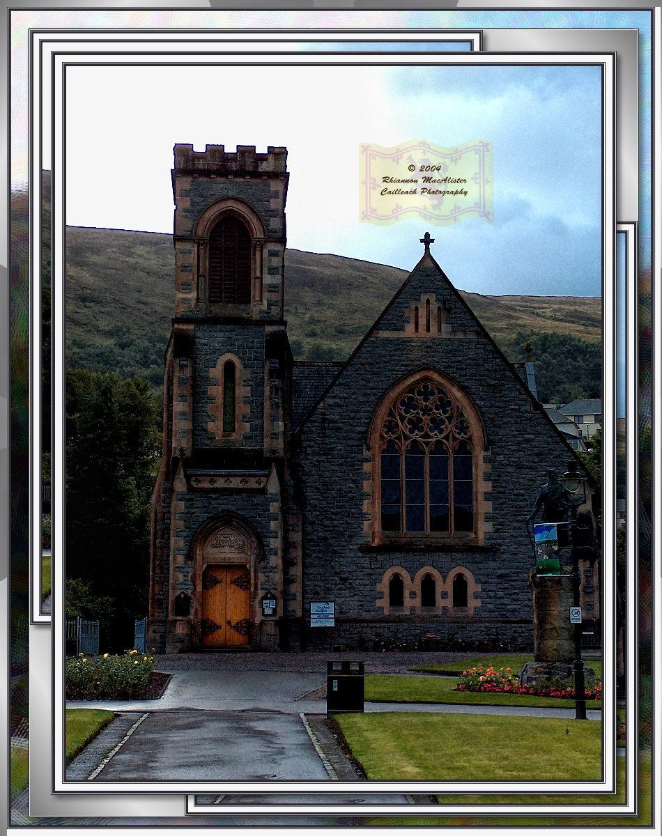 Duncansborough Macintosh Parish Church