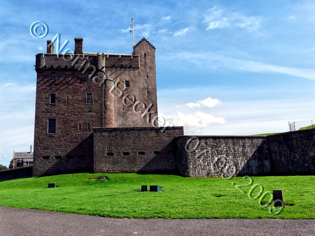 Broughty Castle 200903