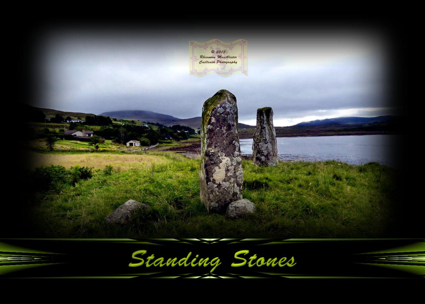 Standing Stones of Kensalyre