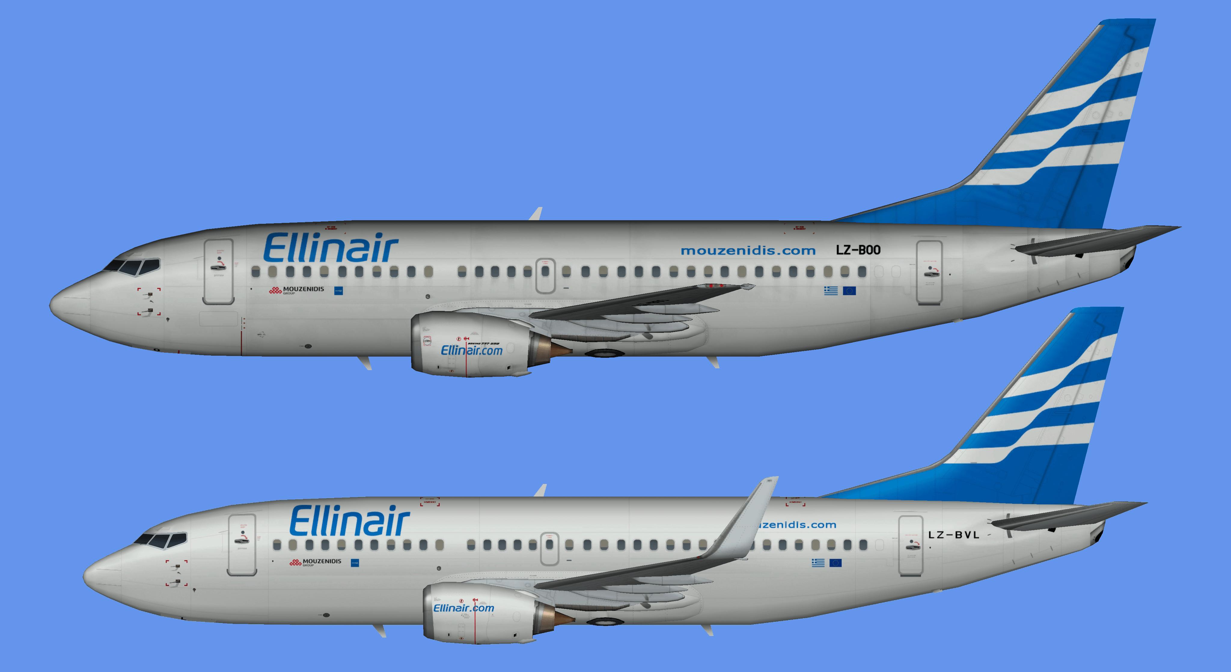 FSAI Repaints – Home to high quality Flight Sim and Prepar3D AI