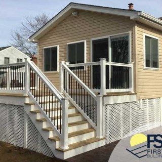 Deck Design #87