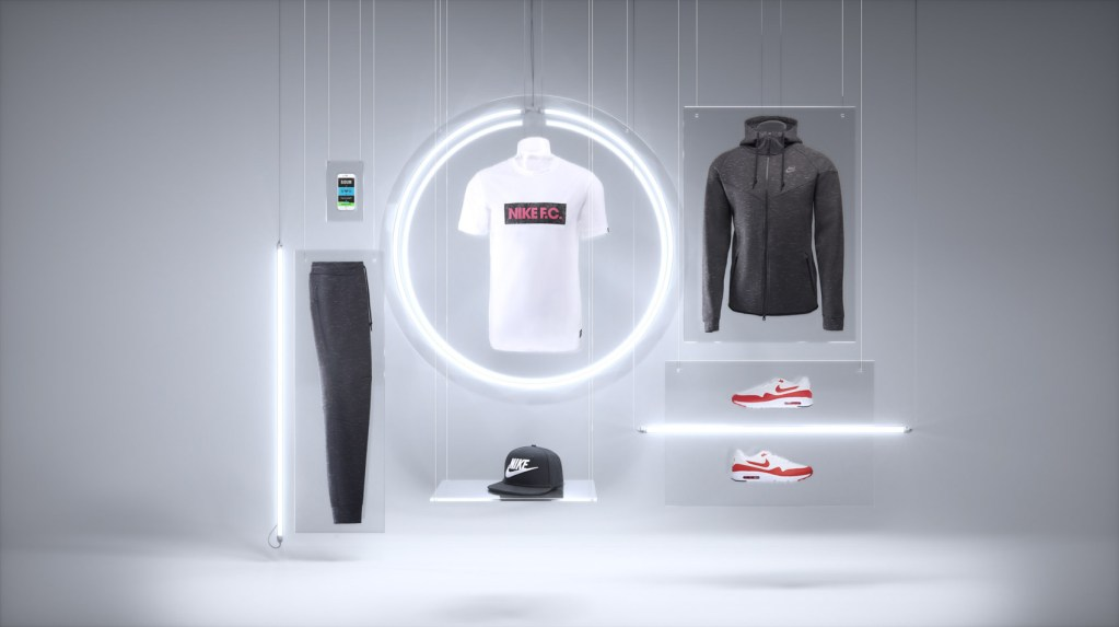 NIKE FOOTBALL // Equipe de France // Still life photos + retouching // 3D Compositing Mattrunks