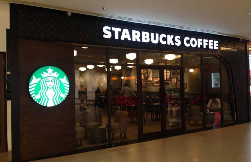 Starbucks InOrbit Mall, Mumbai, India