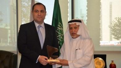 Photo of رئيس مجلس الغرف السعودية يناقش مع سفير جورجيا أوجه التعاون الاقتصادي