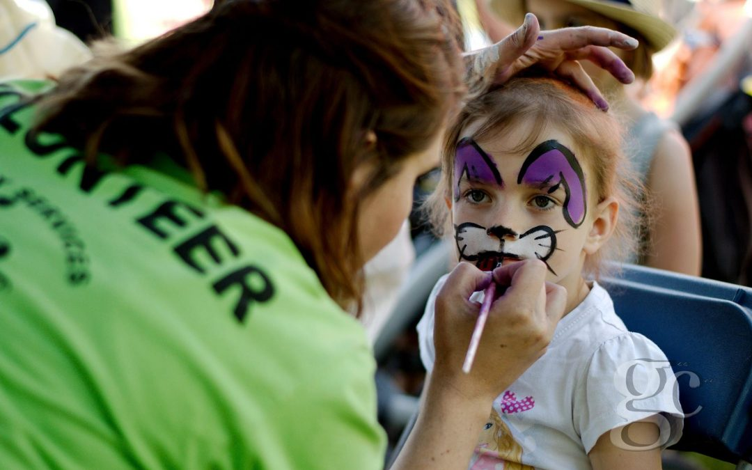 Children's Festival – Face Painting Workshops