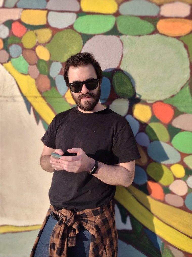 Motorola Moto G10 camera review portrait mode