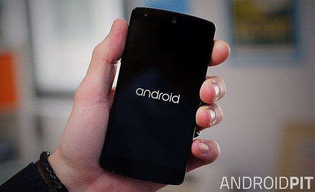 логотип загрузки android l