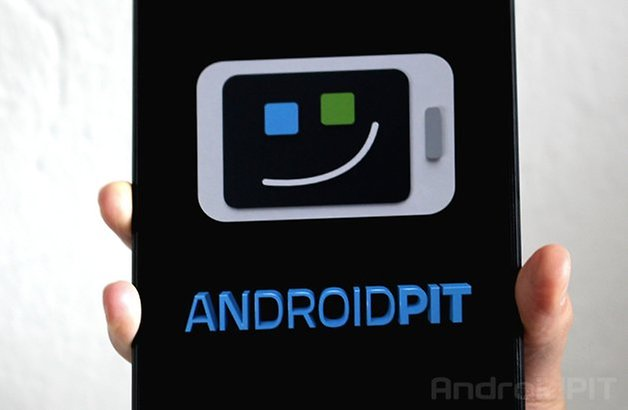 установщик анимация загрузки Android тизер