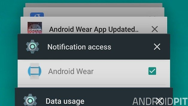 тизер недавних приложений androidpit