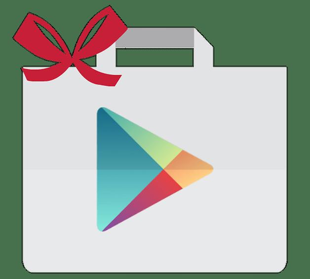 androidpit google play card подарок