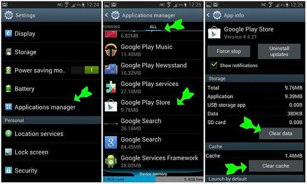androidpit информация о приложении Google Play
